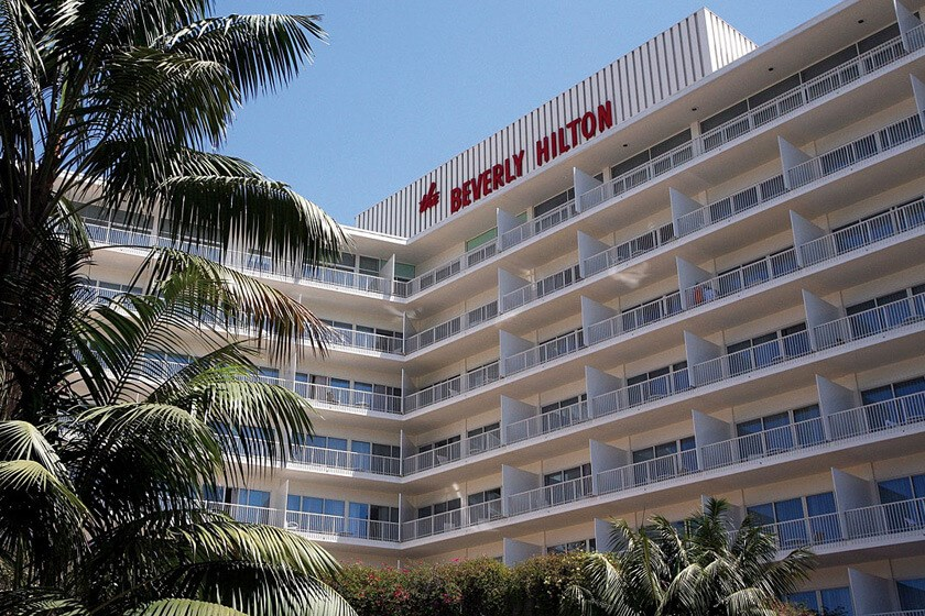 Image of The Beverly Hilton